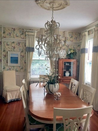 Harwichport Cape Cod vacation rental - Dining room with seating
