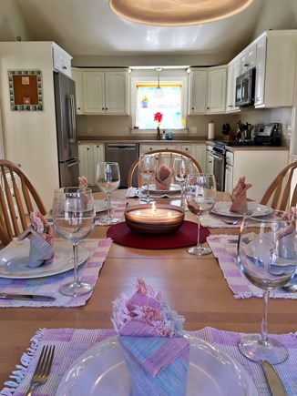 South Dennis Cape Cod vacation rental - Fine Dining