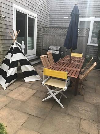 Harwich Port Cape Cod vacation rental - Patio
