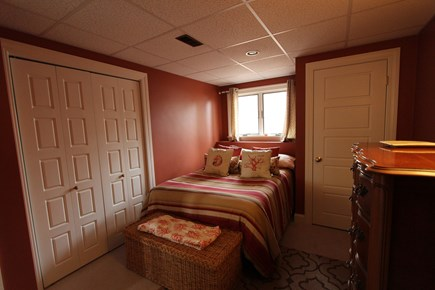 Mashpee Cape Cod vacation rental - Downstairs Bedroom - Full Size Bed