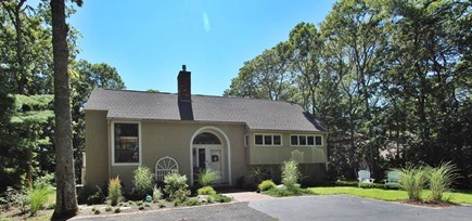 Mashpee Cape Cod vacation rental - Front Of House/Driveway