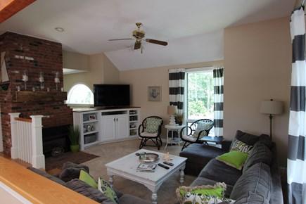 Mashpee Cape Cod vacation rental - Upstairs Family Room