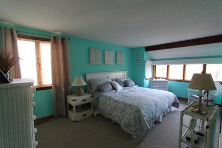 Mashpee Cape Cod vacation rental - Upstairs Bedroom - King Size Bed