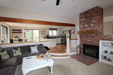 Mashpee Cape Cod vacation rental - Upstairs Family Room/Kitchen