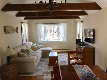 Eastham Cape Cod vacation rental - Open living concept