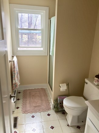 Eastham Cape Cod vacation rental - Bathroom upstairs