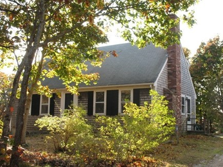 Eastham Cape Cod vacation rental - Front of 70 Orchard Drive