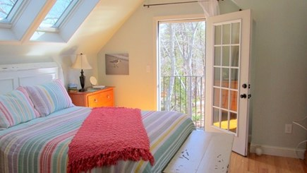 Eastham Cape Cod vacation rental - Upstairs Master King Bedroom