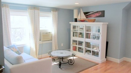 Eastham Cape Cod vacation rental - Upstairs Den area