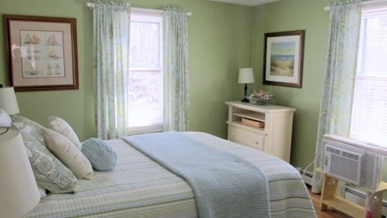 Eastham Cape Cod vacation rental - Downstairs Queen Bedroom