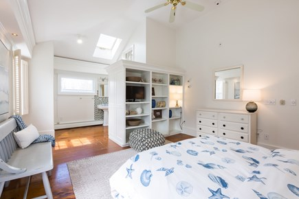 Orleans Cape Cod vacation rental - 2nd level master  king suite with private bath
