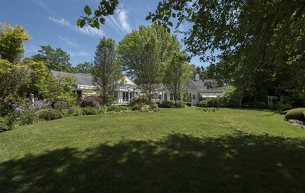 Orleans Cape Cod vacation rental - Superb lawn and landscaping.