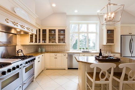 Orleans Cape Cod vacation rental - Extraordinary fully outfitted social kitchen