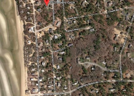 Eastham Cape Cod vacation rental - Map - 35 Cranberry Circle