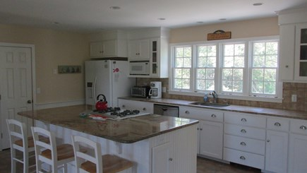 Eastham Cape Cod vacation rental - Kitchen and Island