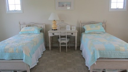 Eastham Cape Cod vacation rental - Second Floor Bedroom - Two Twins