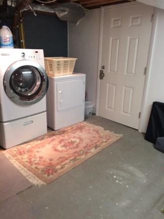 West Dennis Cape Cod vacation rental - Washer/dryer/ iron/ ironing board