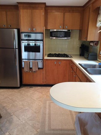 West Dennis Cape Cod vacation rental - Kitchen with new appliances within last 5 years