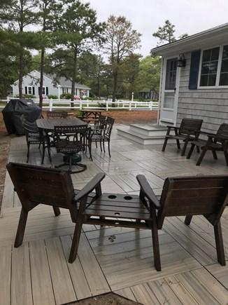 West Dennis Cape Cod vacation rental - Brand new patio!