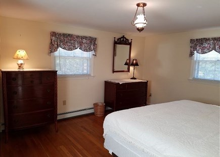 Dennis Cape Cod vacation rental - Master Bedroom Alternate view