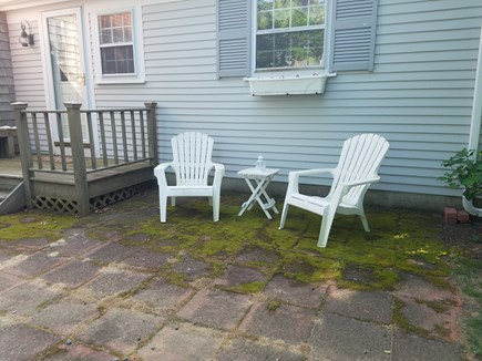 Dennis Cape Cod vacation rental - Sitting area - Front of home