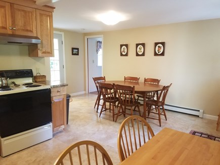 Dennis Cape Cod vacation rental - Kitchen with eat in areas