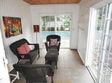 Centerville Centerville vacation rental - Sun Room