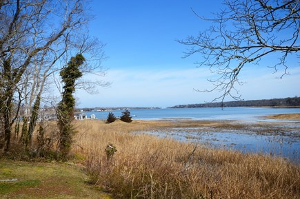 Orleans Cape Cod vacation rental - Pleasant water views from the home