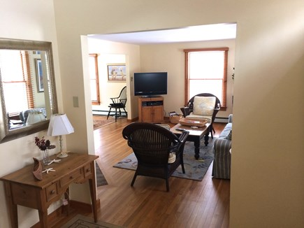 Orleans Cape Cod vacation rental - The foyer as you enter the open living space.
