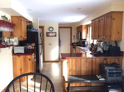 Orleans Cape Cod vacation rental - The kitchen where you will prepare delicious foods.