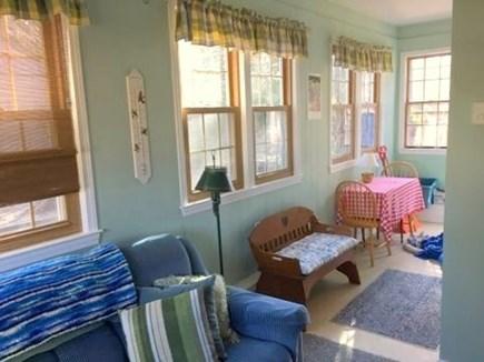 South Dennis Cape Cod vacation rental - Sun room