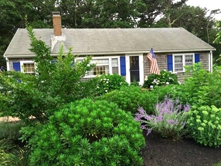 South Dennis Cape Cod vacation rental - Front of home