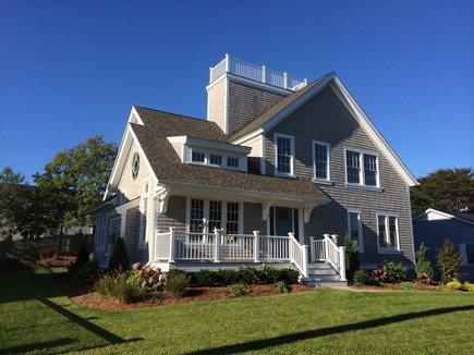 New Seabury, Masphee New Seabury vacation rental - Front porch with views of beach