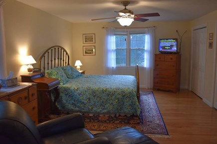 Chatham Cape Cod vacation rental - King bed; two closets.