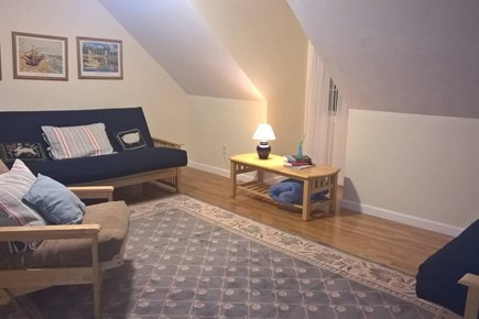 Chatham Cape Cod vacation rental - Two futons in loft.