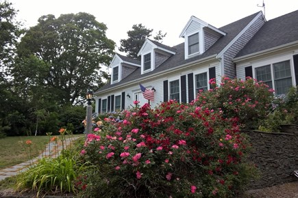 Chatham Cape Cod vacation rental - House front.