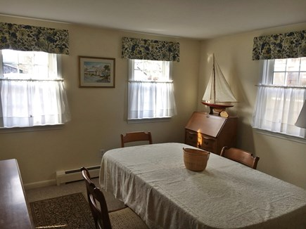 Harwich Port Cape Cod vacation rental - Dining Room - good for a crowd