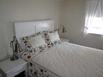 Harwich Port Cape Cod vacation rental - Master Bedroom with Queen bed and silent air conditioning