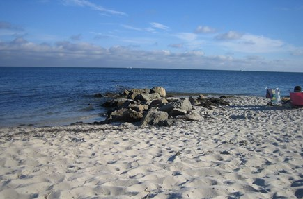 Harwich Port Cape Cod vacation rental - Soft sand