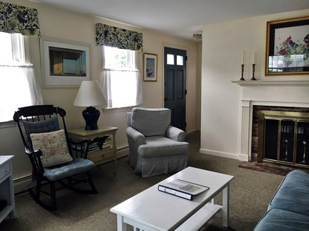 Harwich Port Cape Cod vacation rental - Comfy living Room
