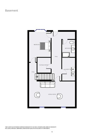 Chatham Cape Cod vacation rental - Second level floor plan