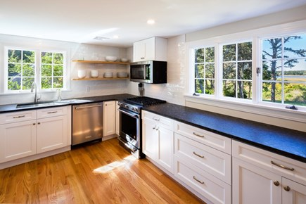 Chatham Cape Cod vacation rental - It's fun to operate in a new kitchen like this!