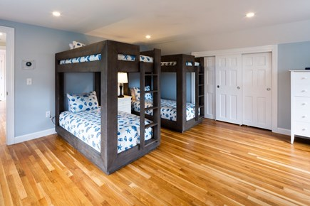 Chatham Cape Cod vacation rental - Two sets of bunks here, lower level