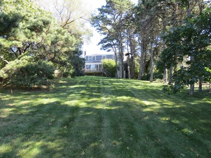 Chatham Cape Cod vacation rental - HUGE private yard