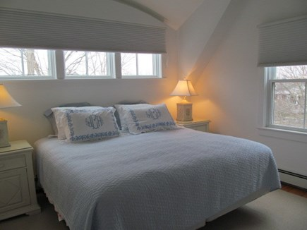 Falmouth Cape Cod vacation rental - Master bedroom with king