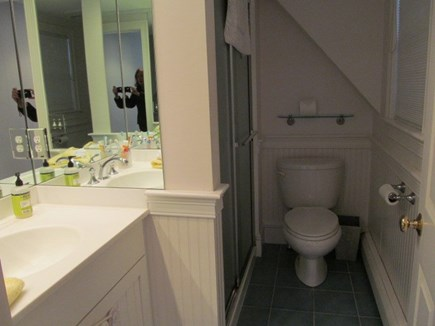 Falmouth Cape Cod vacation rental - Bath with shower