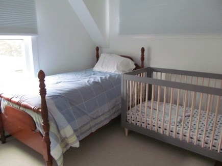 Falmouth Cape Cod vacation rental - Twin and crib