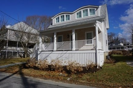 Falmouth Cape Cod vacation rental - Exterior front with water views