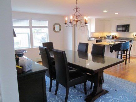 Falmouth Cape Cod vacation rental - Dining room open to kitchen