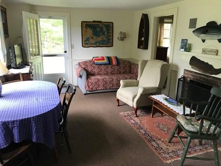 Brewster Cape Cod vacation rental - Living, Dining Area